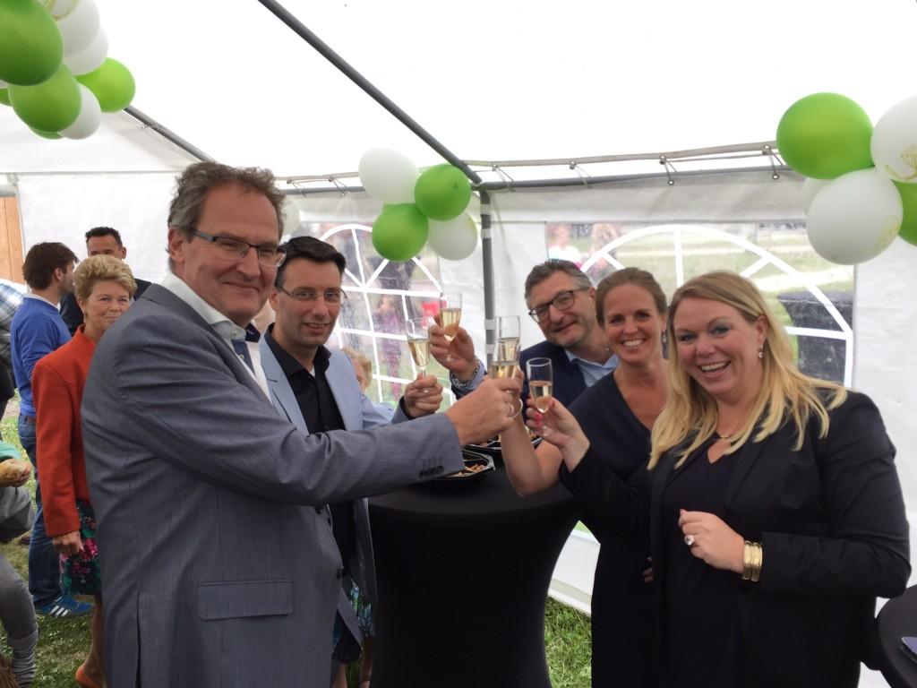 Huisartsenpraktijk Nobelhorst officieel geopend